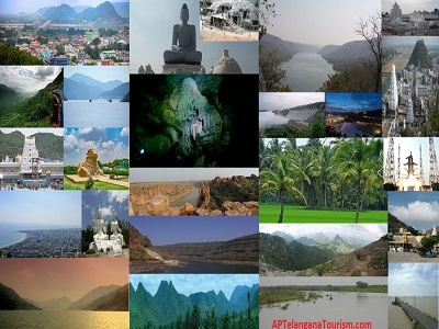 AP Tourism - The Tourism of Andhra Pradesh