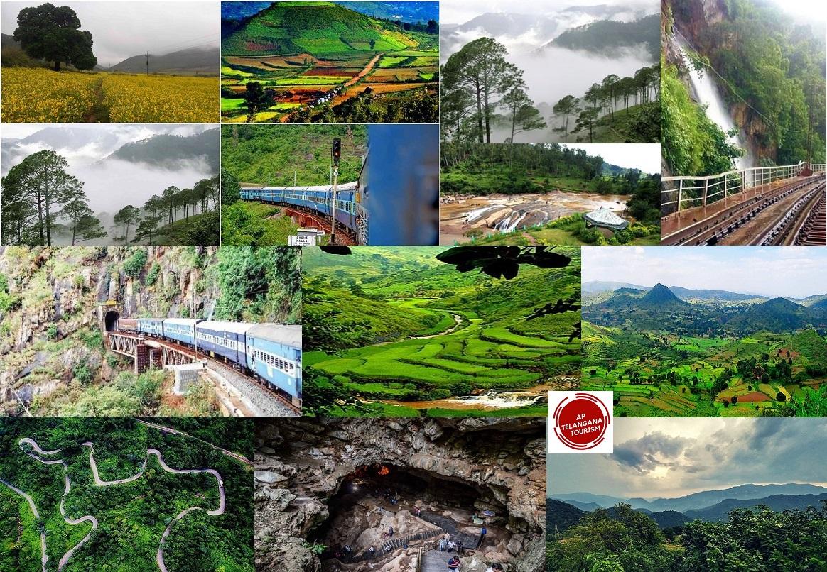 Araku Valley | The Tourism of Araku - AP Telangana Tourism